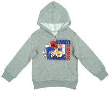 Sweats et vestes à capuche gris 4 ans pour garçon de 2 à 16 ans