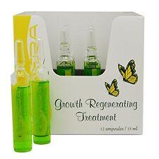 Kismera Regenerating Growth Treatment - 12 Vials x 0.5 oz w/ Nail File
