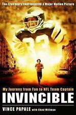 Unbezwingbar: meine Reise von Fan zu NFL Teamchef: durch Papale, Vince, millma...