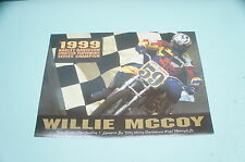 1999 harley sportster poster willie mccoy dirt racing man cave flat track *1282