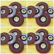 20 x 11.4cm Amoladora angular DISCOS DE LÁMINAS 40 Granos ( BOTES / Coche