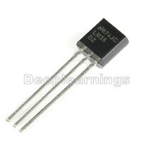 2 PCS LM35DZ LM35 TO-92 NSC TEMPERATURE SENSOR IC Inductor
