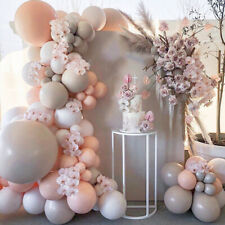 105 Pcs Latex Macaron Balloon Combination Set/gold Ballons Garland Arch Kit M1u