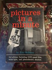 John Wolbarst PICTURES IN A MINUTE 3rd Ed Photography Guide to all Polaroid Land