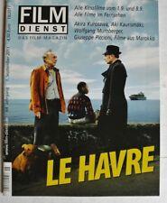 Film-dienst 2011/18 Akira Kurosawa / Aki Kaurismäki / Filme aus Marokko