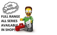 Lego minifigures ned flanders the simpsons series 1 (71005) new factory sealed