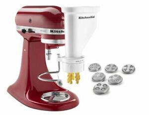 KITCHENAID Stand Mixer Attachment Gourmet Pasta Press KSMPEXTA (Italy)