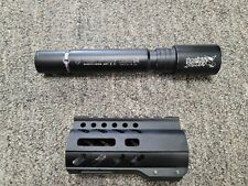"""New listing First Strike T15 Lapco 6"""" Barrel With Raging Donkey Barrel Tip And Handgaurd"""