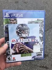 Madden Nfl 21 - Ps4 - Standard Edition Factory Sealed