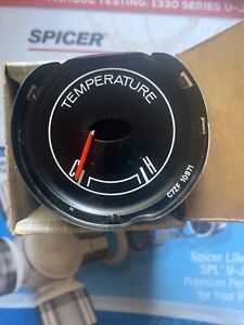 NOS 67-68 Mustang TEMPERATURE instrument Cluster temperature Shelby C7ZZ10883 A
