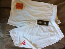 Spain Away Football Shorts New