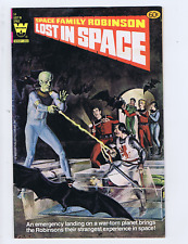 Space Family Robinson Lost in Space #58 Whitman Pub 1982