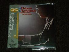 Phineas Newborn Jr. Harlem Blues Japan Mini LP