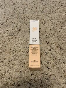 Lancome Skin Feels Good Hydrating Skin Tint 16C Real Suede SPF 23  Exp 9/19