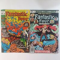 Fantastic Four #110 FF Annual #14 - AGATHA HARKNESS Nick Scratch (WandaVision)