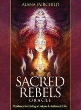 Sacred Rebels Oracle Deck & Guidebook, Psychic Readings, Wicca, Readings
