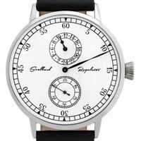Svalbard 24 hour single hand Regulator watch with Japan movement. Limited Edit.