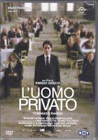 Dvd L'UOMO PRIVATO con Tommaso Ragno nuovo 2007