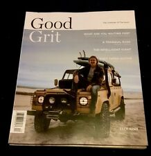 Good Grit Magazine What Are You Waiting For April 2017