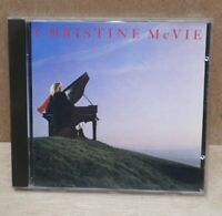 Christine Mcvie Self Titled CD Album 1996 Warner Bros Fleetwood Mac inc UK P+P