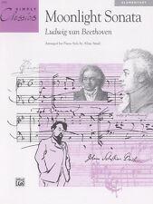 Moonlight Sonata (simplemente clásicos); Beethoven, L.v Arr. pequeño, A. - 12890