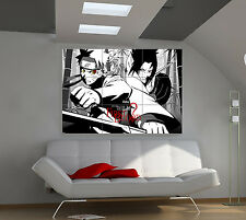"Naruto Anime Huge Art Giant Poster Wall Print 39""x57"" px88"