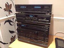 Technics Stereo Hi fi Separate  Equaliser Amplifier Cd Tuner Cassette