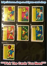 Sport: Football Anglo Collectable Confectionery & Gum Cards