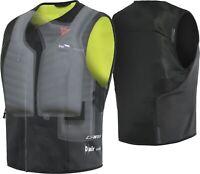 Dainese Smart Jacket Herren Motorrad Airbag Weste D-Air elektronisch Schutzweste