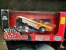 1996 Racing Champions 1/24 Premier Edition Funny Car WORSHAM FINK Die-Cast NHRA