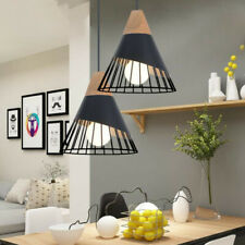 Black Pendant Light Kitchen Lamp Bedroom Ceiling Lights Office Pendant Lighting