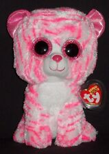"TY BEANIE BOOS - ASIA the 9"" TIGER - MINT with MINT TAG - EUROPEAN EXCLUSIVE"