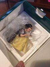 WDCC Snow White - Won't You Smile For Me - Walt Disney LE COA with Extras NIB