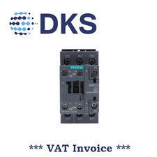 Siemens 3RT2024-1AF00 Contactor 5.5 KW/400 V 12A coil AC 110V + 1xNO 1xNC 000383