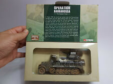 1/50 Corgi World War II Krauss - Maffei Semi Track 1943