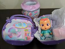 Nessie Seahorse - Cry Babies Magic Tears Fantasy New Paci House Series 2 !