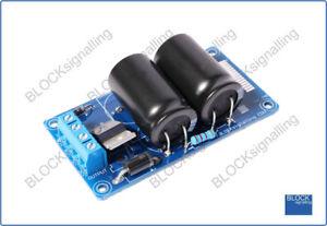 BLOCKsignalling CDU2C Capacitor Discharge Unit Hornby Seep Peco Points Motor CDU