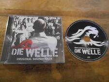 CD OST Soundtrack - Dennis Gansel : Die Welle (21 Song) EMI MUSIC jc