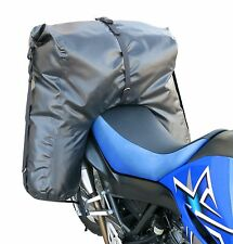 Motorcycle Saddlebag Bag Pants Motosector 95 Black
