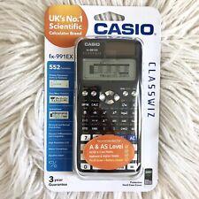 Casio FX991EX calculadora científica avanzada 552 funciones classwiz características