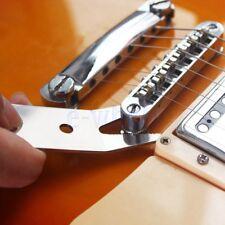 2X Akustisch E-Gitarre Saite Winde Stimmwirbel Bruecke Pin Werkzeug Kunststof S2