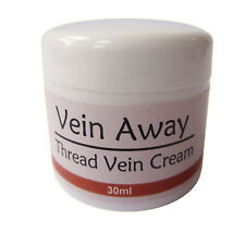 Vein Away Cream - Remove ugly Spider / Thread Veins! Pain Free and Quick!