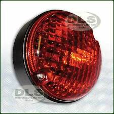 Fog Lamp Round Land Rover Defender VIN 1A612404 on (XFE500010)
