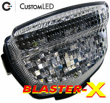 CBR 1000RR Tail Light, Integrated Signals, Years: 08 09 10 11 12 13 14 15 16
