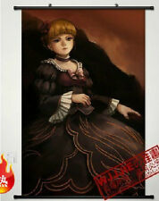Umineko no Naku Koro ni Beatrice Home Decor Poster Wall Scroll Japanese Anime