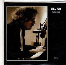 (ED491) Bill Fay, This World - 2012 DJ CD