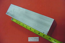 "2-1/2"" X 2-1/2"" ALUMINUM SQUARE 6061 SOLID FLAT BAR 10"" long T6511 Plate Stock"