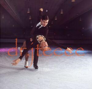 1972 JoJo Starbuck OLYMPICS - 120mm Figure Skating Transparency