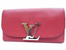 Louis Vuitton Leather Wallets for Women