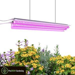 Grow Light LED 4ft T5 Full Spectrum 60W for Marijuana/Seedling/Germination